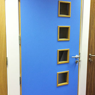 Laminated Doorset